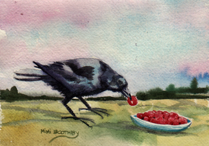 crowcherries