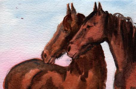horsepair